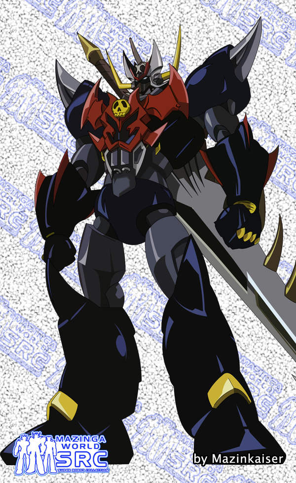 Mazinkaiser Skull