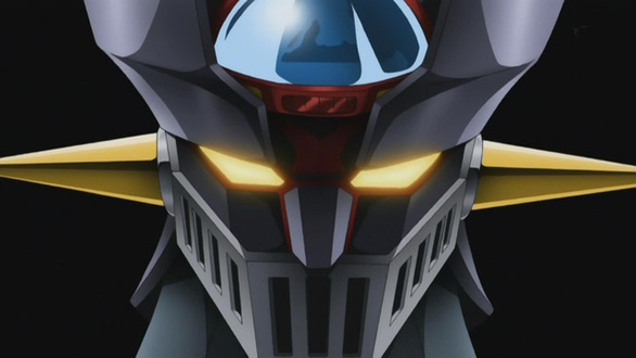 Shin Mazinger in TV su MAN-GA