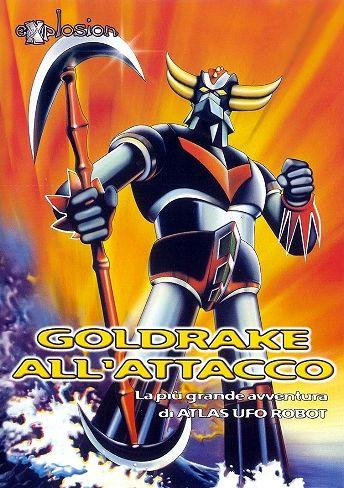 GOLDRAKE ALL'ATTACCO