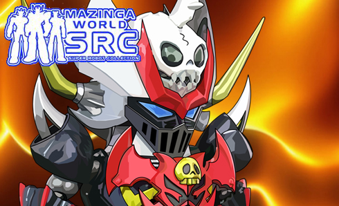 Mazinkaiser Skull SD Fan Art