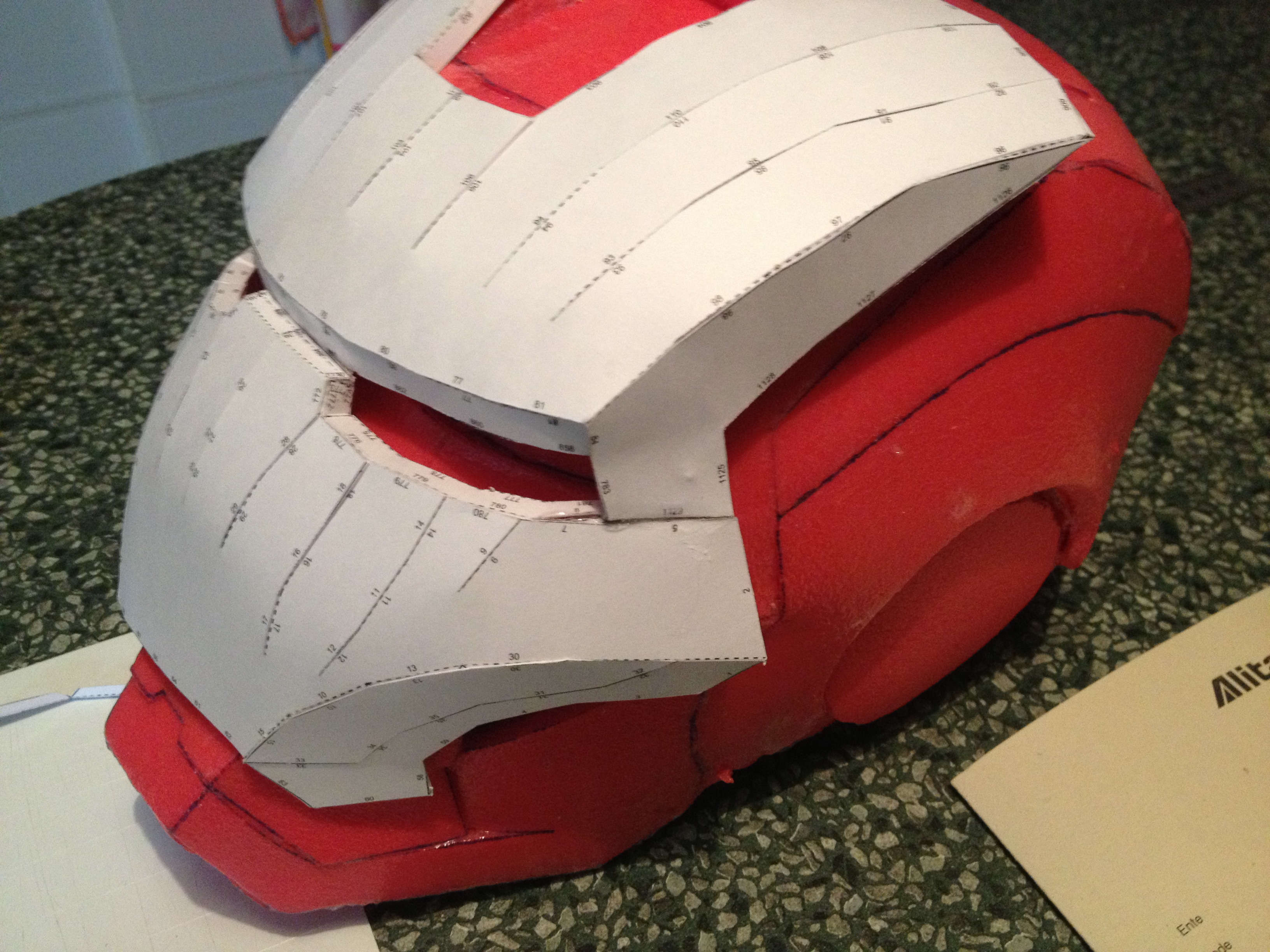 WIP: Iron Man PEP 1