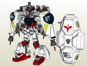RX-78GP02A Gundam Physallis