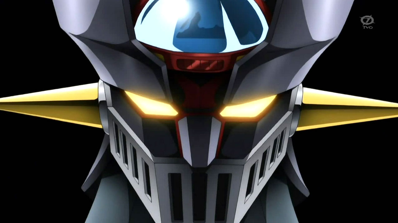 Anime: Shin Mazinger Z 1^ puntata