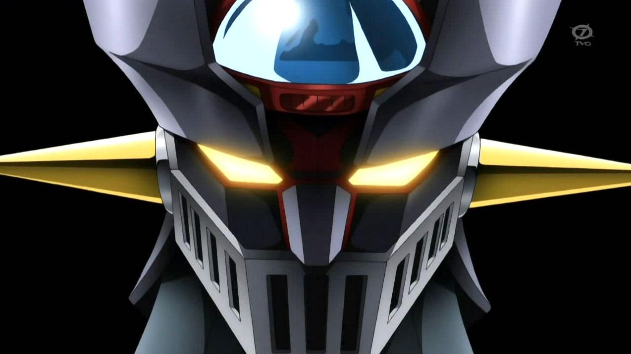 Anime: Shin Mazinger Z 3^ puntata