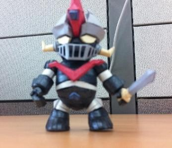 PaperModel SD Great Mazinger